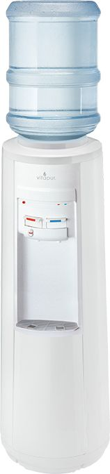 Vitapur Hot, Room and Cold Water Dispenser, White