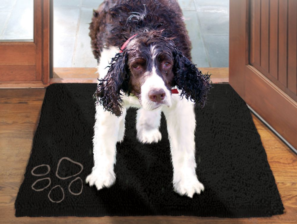 Wet Pet Mat - Black