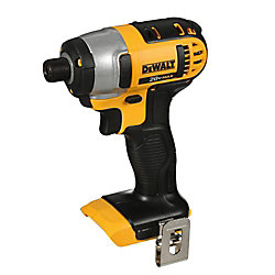 DEWALT 20V MAX Lithium-Ion Cordless 1/4-inch Impact Driver (Tool-Only)