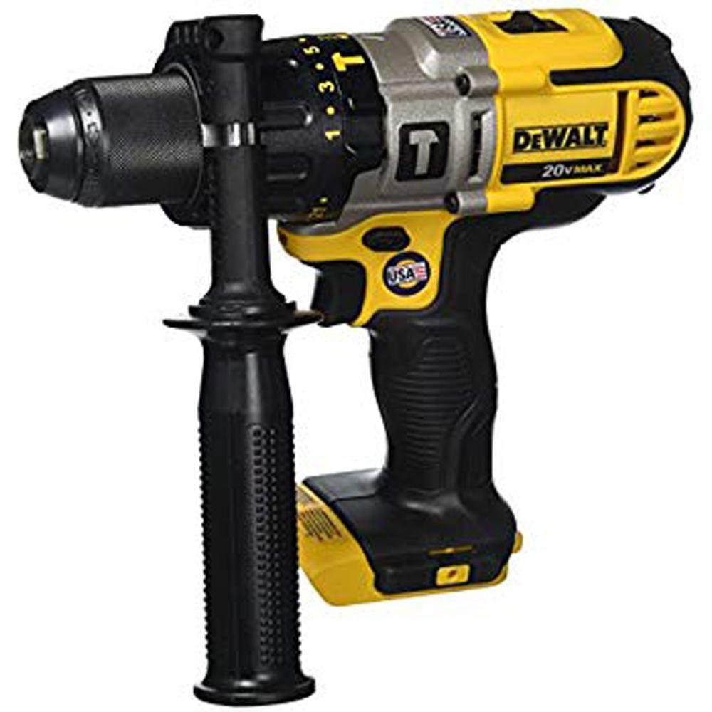 DEWALT 20V MAX Premium Hammer Drill (Tool Only)