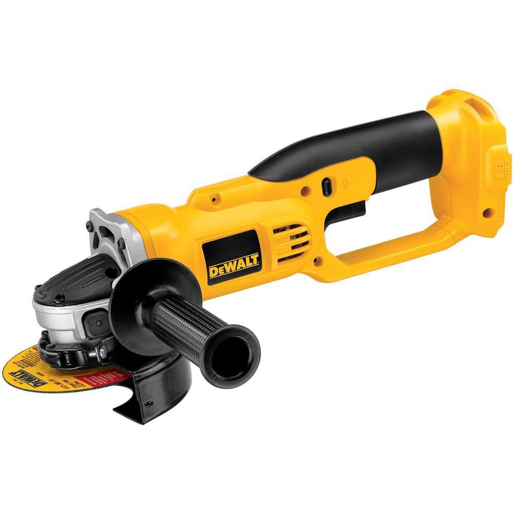 18V 4 1/2- Inch  Cordless Cut-Off Tool (Tool Only)