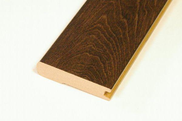 Birch Dark Granite Stair Nosing - 78  Inch Lengths