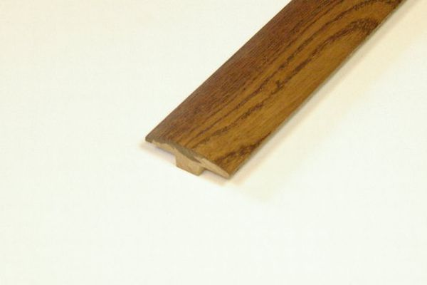 Ash Chocolate T-Molding - 78 Inch Lengths
