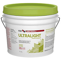 Sheetrock UltraLight Drywall Compound