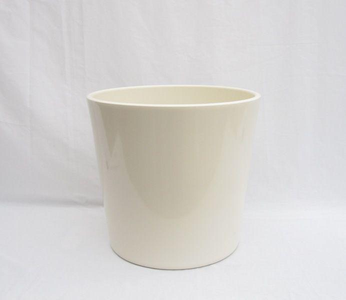 Ceramic Pot Round Panna 12 Inch