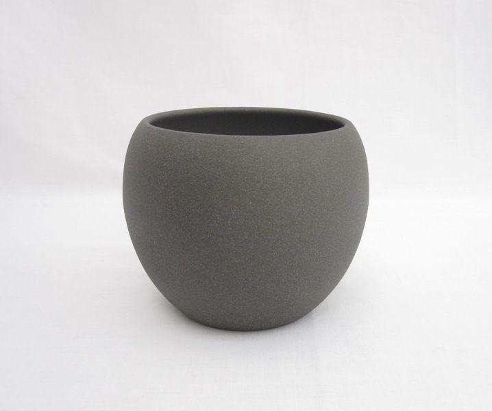 Ceramic Pot Granite 4.5 Inch