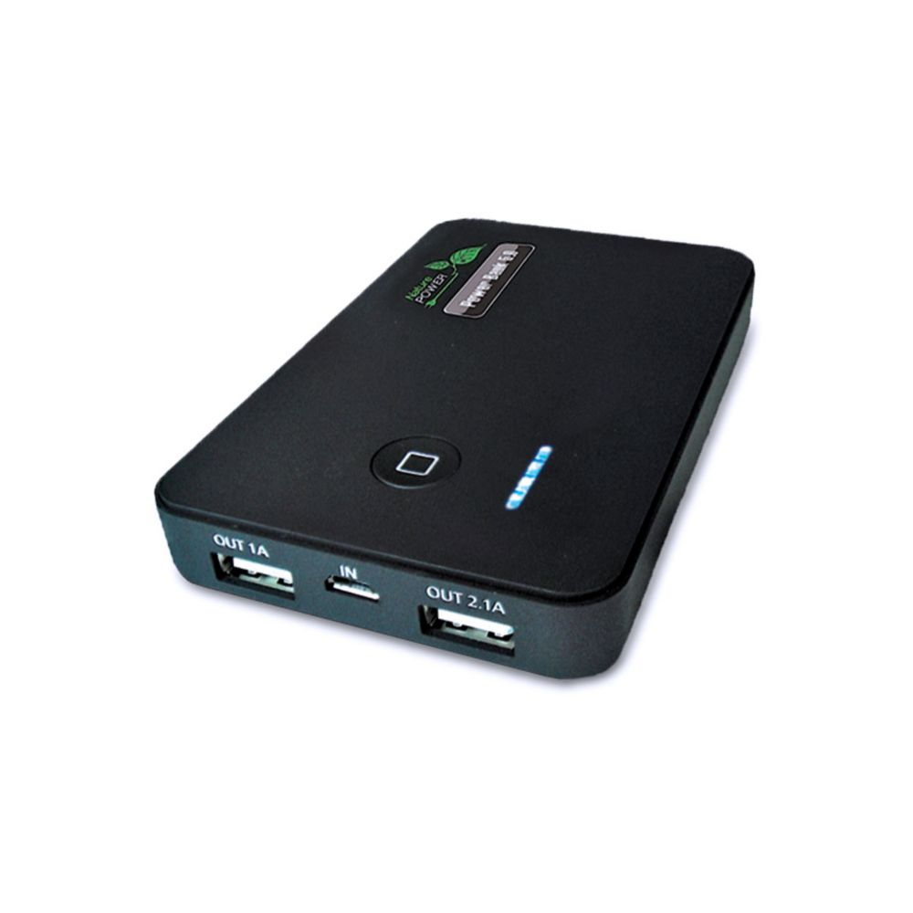 Unité d'alimentation portable Power Bank 5.0 incluant 2 ports USB