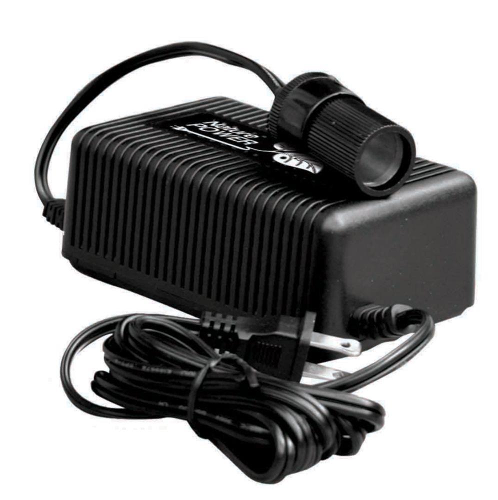 Convertisseur CA à CC/Contrôleur de charge 5,8 ampères / 95 watts