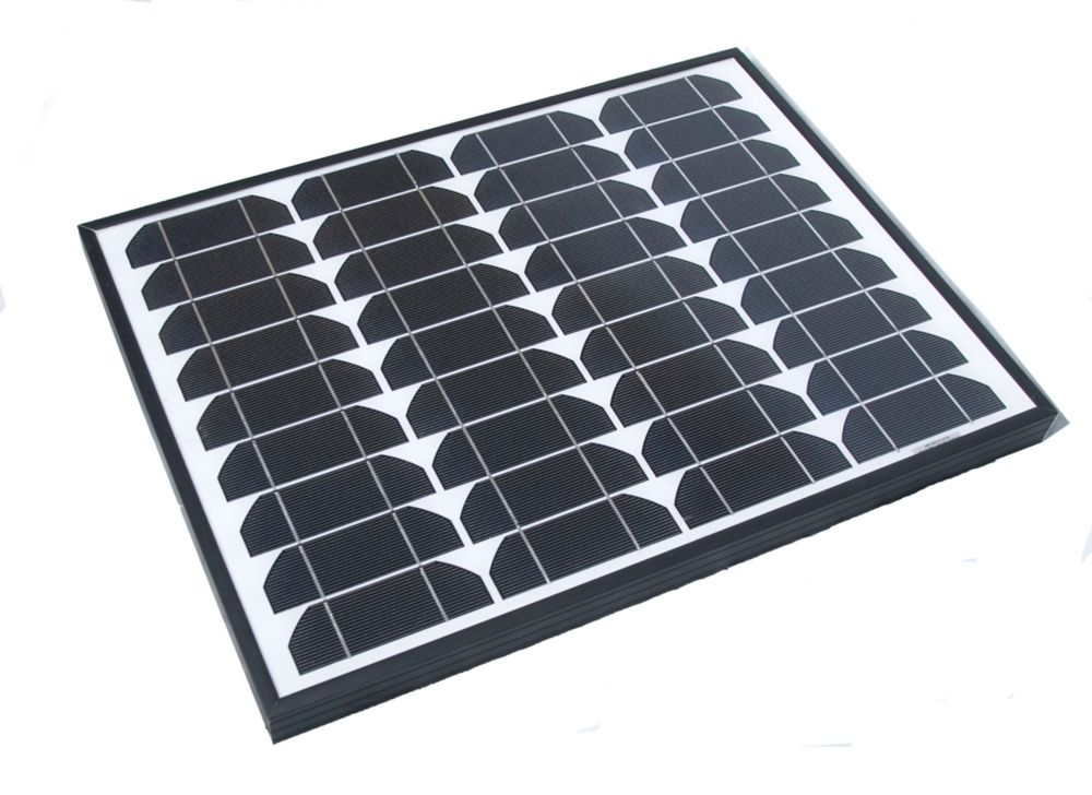 Solarpanil: 200-Watt Off-Grid Solar Panel Kit GS-200-KIT Canada