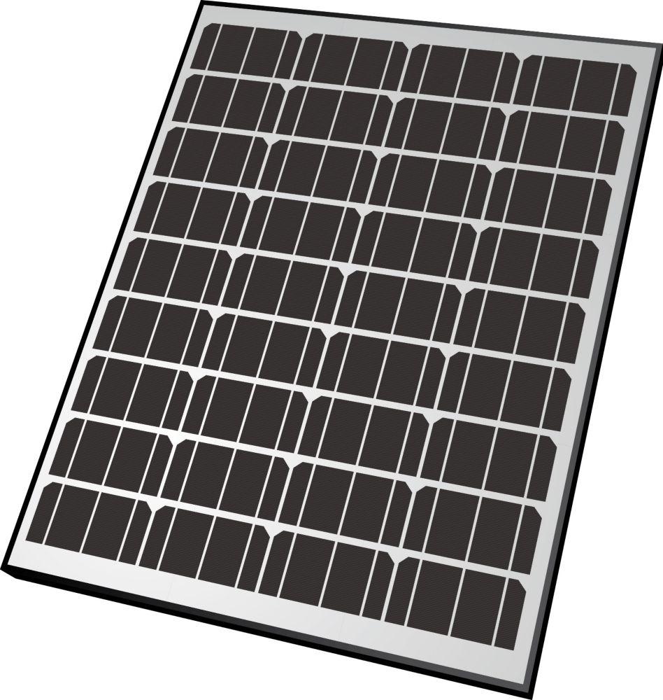 nature power panneau solaire monocristallin de 60 watts structure en aluminium chargeur pour. Black Bedroom Furniture Sets. Home Design Ideas