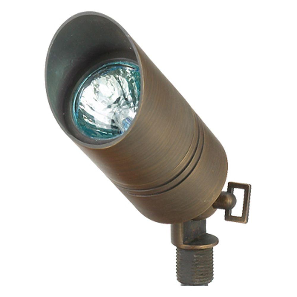1-lumière lumière Bronze Antique finition