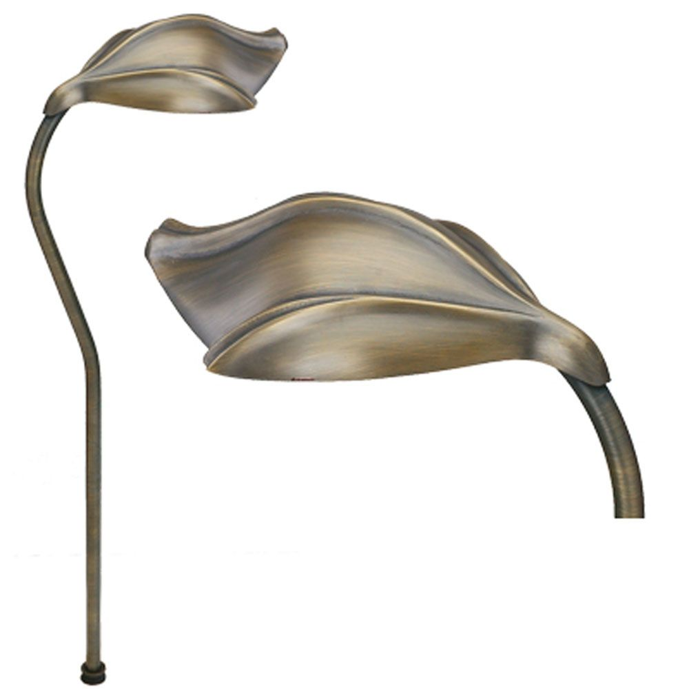 1-Light Path Light Antique Bronze Finish