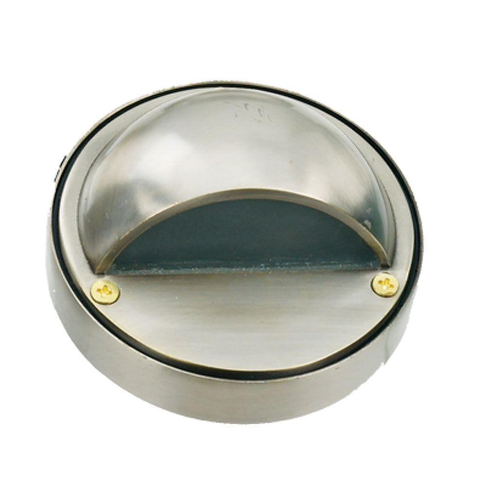 1-lumière Montage en surface Finition en Acier Inoxydable