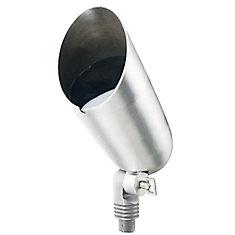 1-Light Up Light Stainless Steel Finish