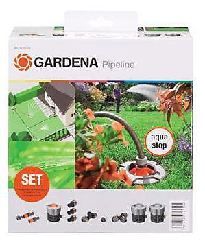 Starter Set for Garden Pipeline