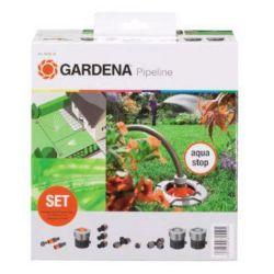 GARDENA Ensemble de base de pipelines de jardin