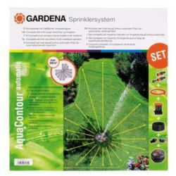 GARDENA AquaContour Large-Area  Automatic Pop-Up Irrigation Set