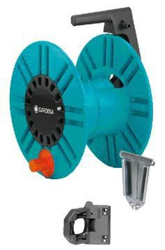 Wall-fixed hose reel 60 with Guiding Reel