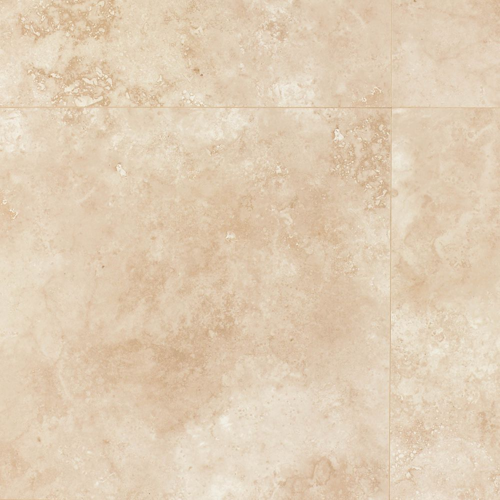 Mohawk treviso almond 8mm 15 5 inch x 15 5 inch laminate for 16 inch floor tile