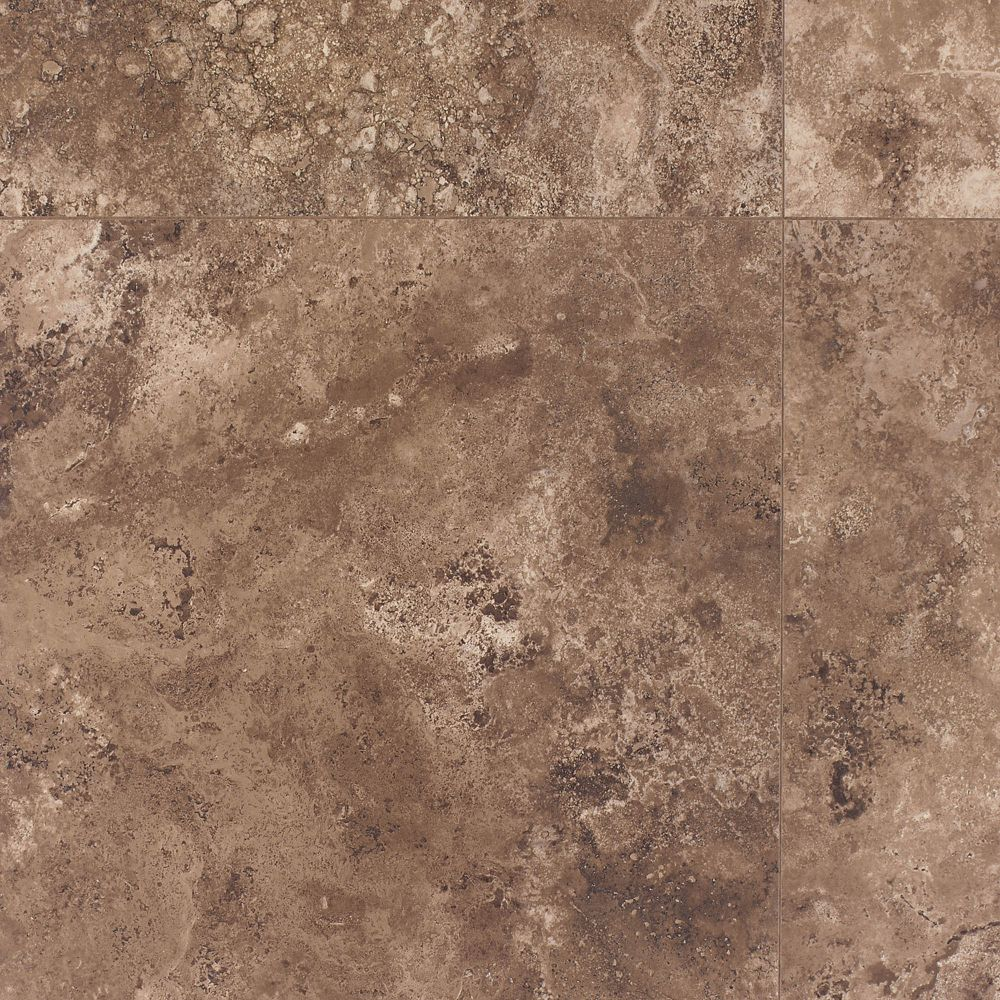 Ravello Nocino 8mm 15.5 inch x 15.5 inch Laminate Tiles (16.88 Sq. Ft. / Case)