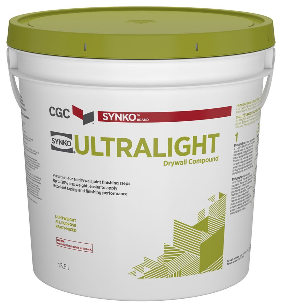 UltraLight Drywall Compound