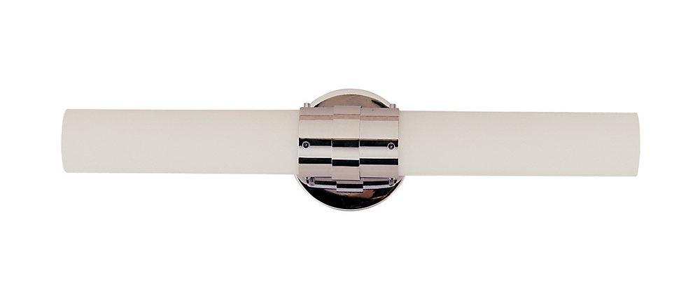 Bel Air Lighting 2-Light 60W Vanity Light In Polished