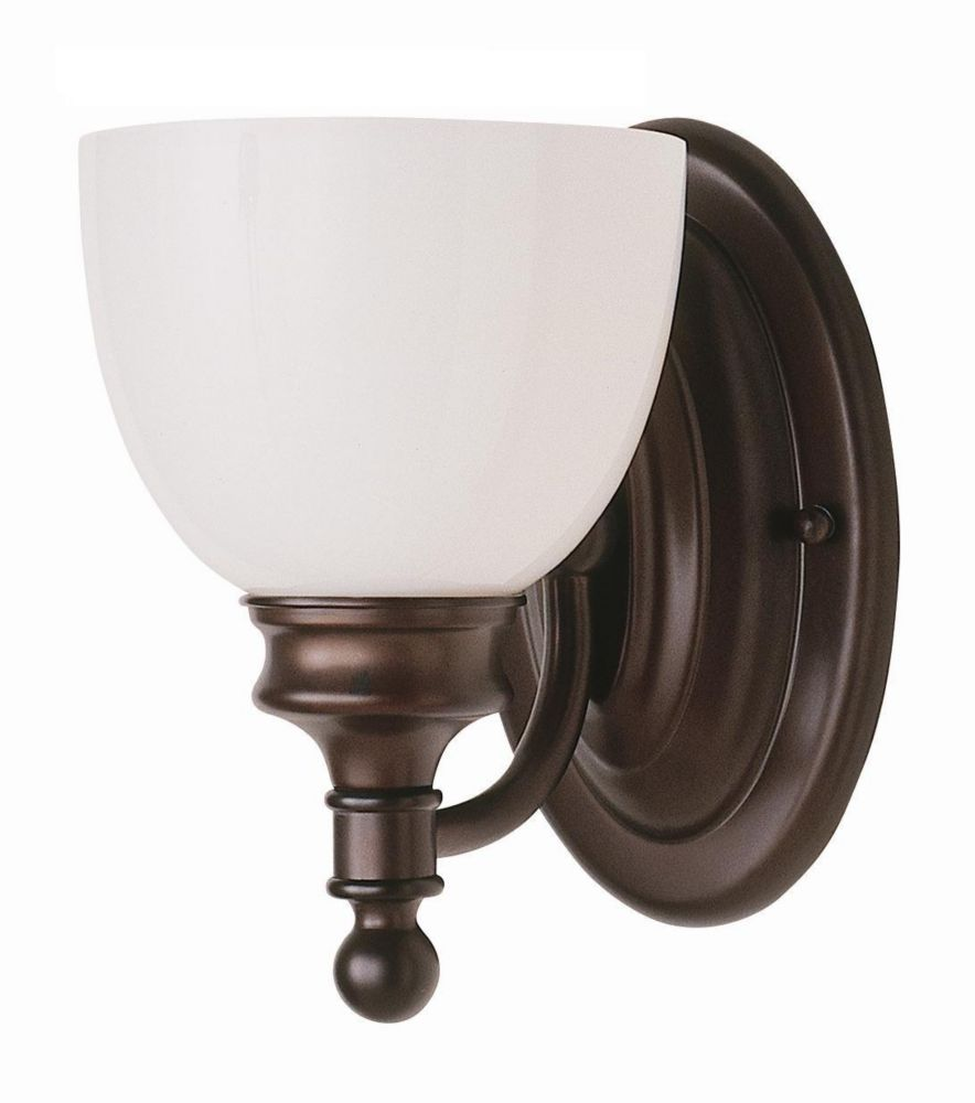 Bel Air Lighting 1- Light Oil Rubbed Bronze Sconce