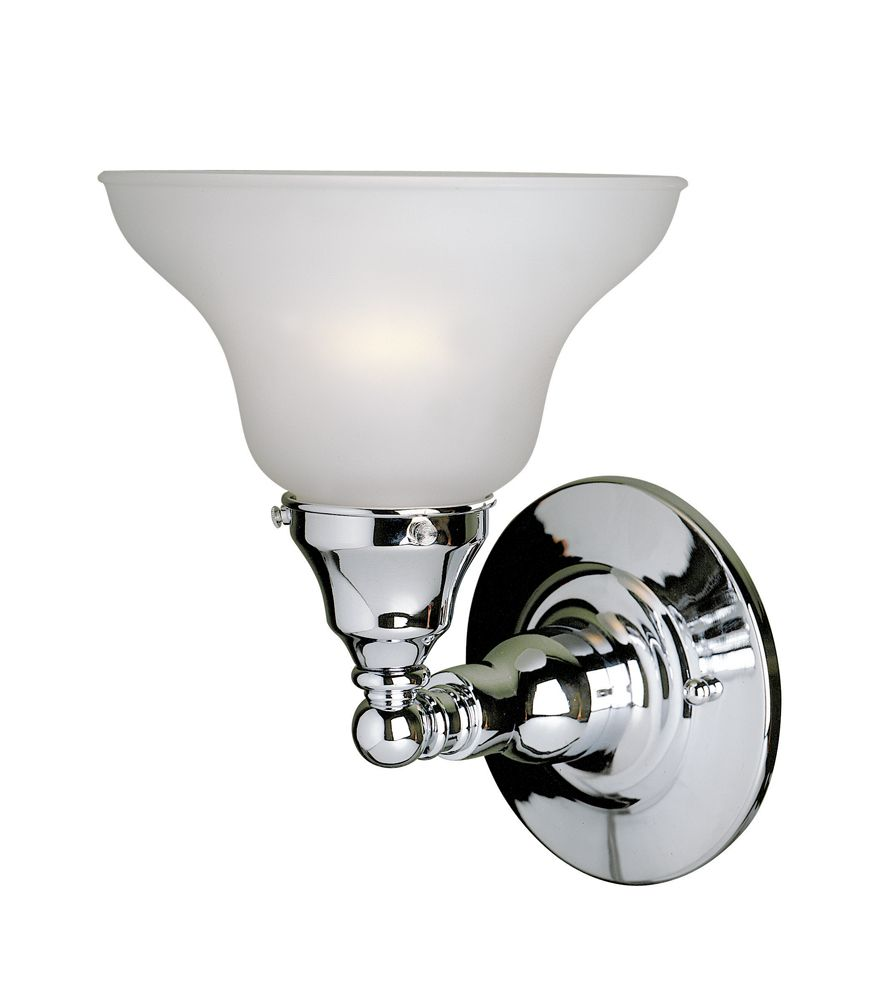Asten Collection Chrome 1-Light Wall Sconce