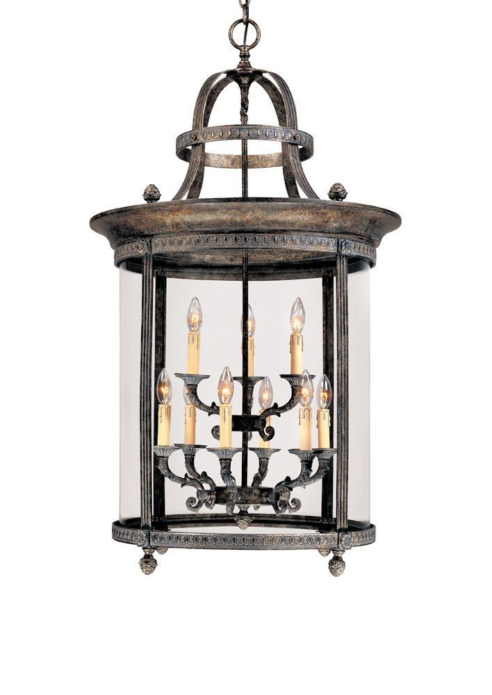 Lanterne suspendue French Country Influence