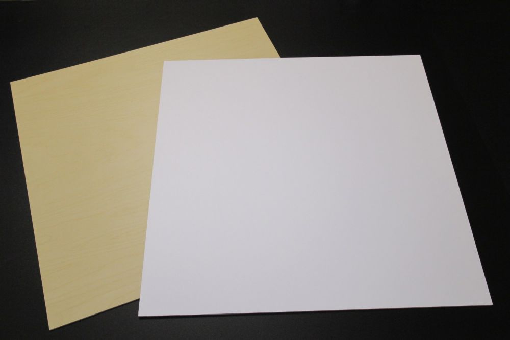 White Panel(16) 22.5 Inch X 22.5 Inch