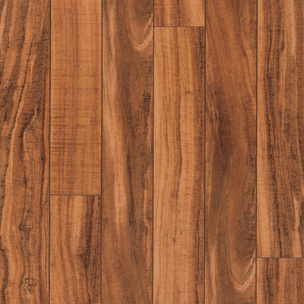 XP Hawaiian Curly Koa Laminate Flooring (13.1 Sq. Ft./Case)