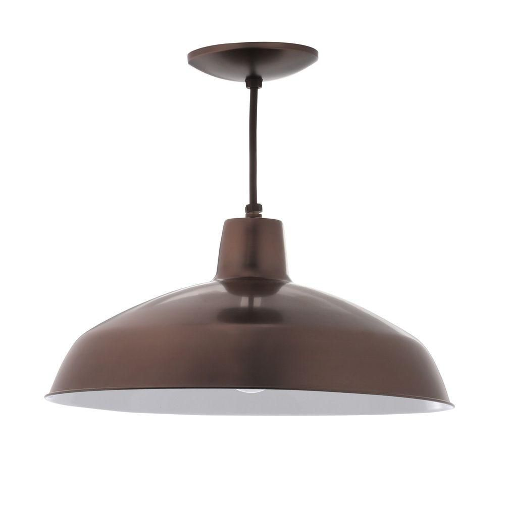 Venetian Bronze 1-light Pendant