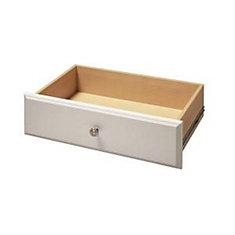 20 cm tiroir de luxe - blanc