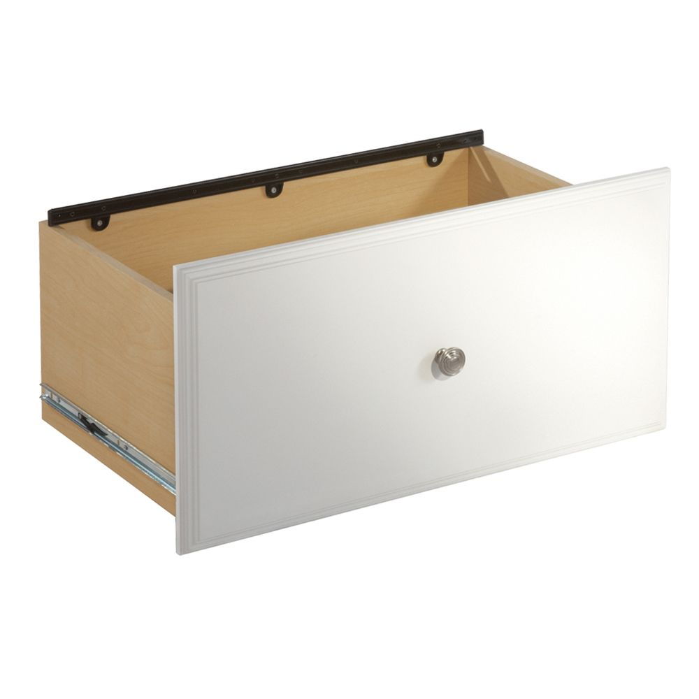 12 Inch File Drawer - White W12 in Canada