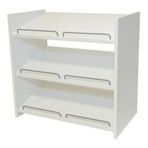 Shoe Storage - White