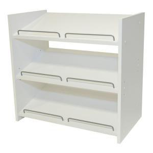 Shoe Storage - White