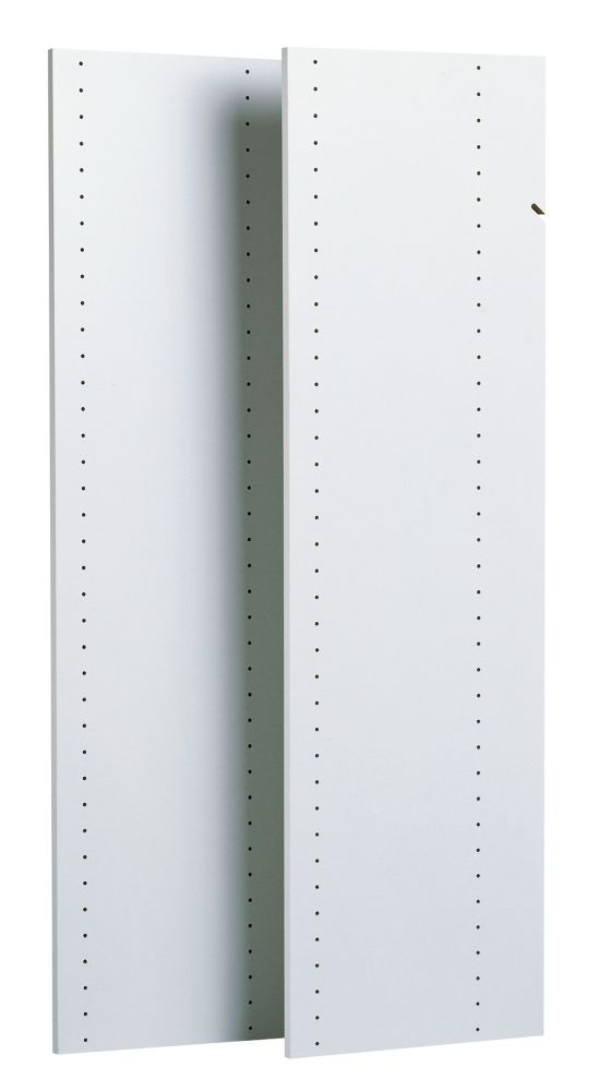 48 Inch Vertical Panels (2 pack) - White