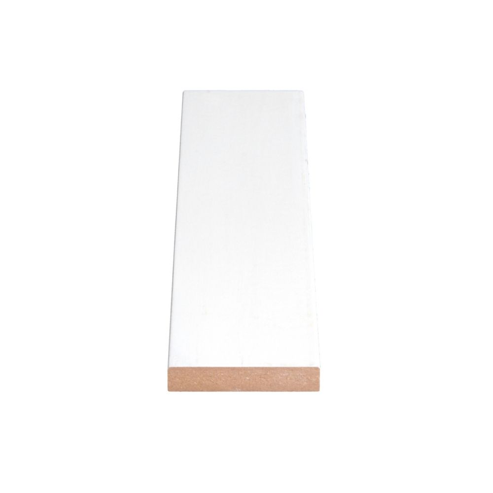 Primed Fibreboard Casing 3/4 Inches x 2-1/2 Inches x 96 Inches