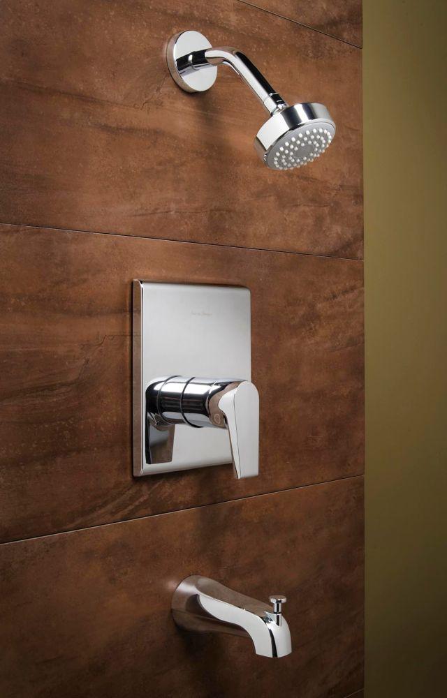 Onyx Single-Handle Bath/Shower Faucet in Chrome