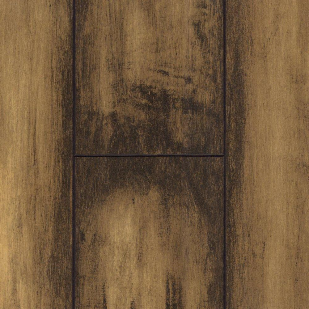 Honey Maple Laminate Flooring (18.49 Sq. Ft./Case)