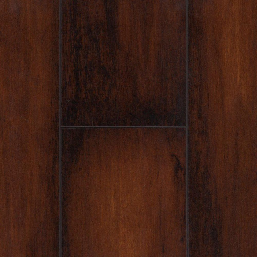 Cappuccino Maple Laminate Flooring (18.49 sq. ft. / case)