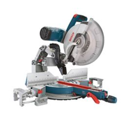 Bosch 12-inch Dual-Bevel Sliding Mitre Saw