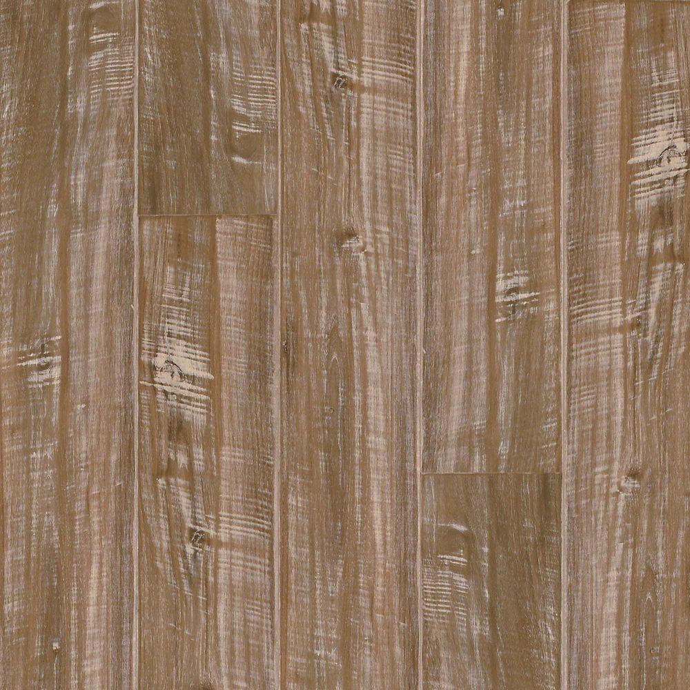 Bruce Sea Coast Gray Laminate Flooring (14.01 sq. ft. / case)