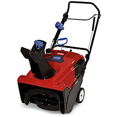 Power Clear 621 QZR Single-Stage Electric Snow Blower with 21-Inch Clearing Width