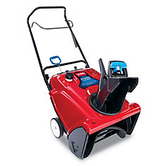 Power Clear 621 ZE Single-Stage Electric Snow Blower with 21-Inch Clearing Width