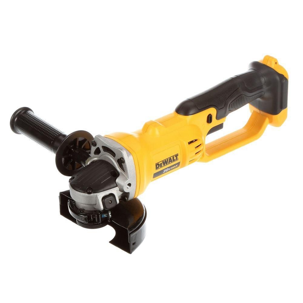 DEWALT 20V MAX Lithium-Ion Cordless 4 1/2-inch Cut-Off (Tool Only)
