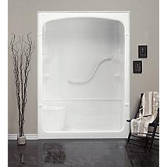 Mirolin Sorrento 38-Inch Acrylic Neo-Angle Shower Stall | The Home ...