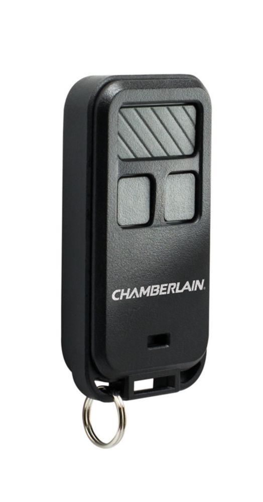 Mini Keychain 3-Button Remote