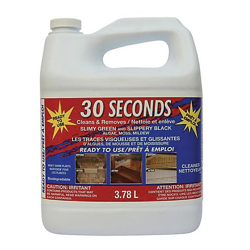 Second Outdoor Cleaner Home Depot