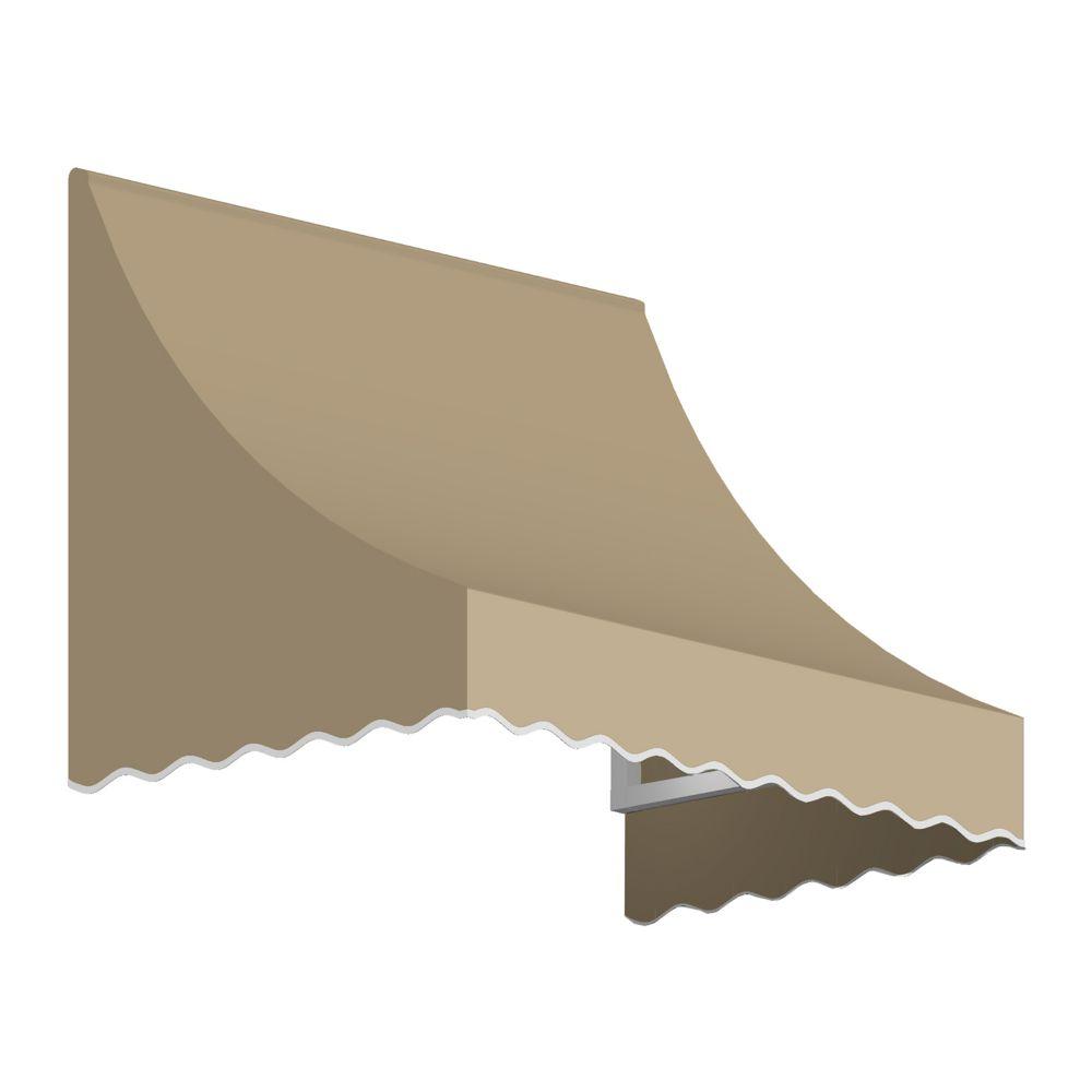 1,52m (5pi) NANTUCKET 78,74 cm (31 po) H x 60,96 cm (24 po) P) Auvent de fenêtre / d'entrée  - ...